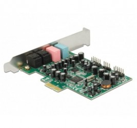 KARTA PCI EXPRESS DŹWIĘKOWA...