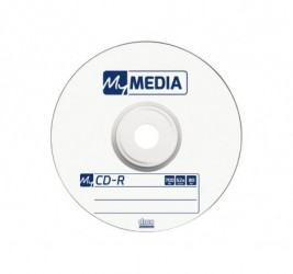 CDR MY MEDIA 700MB WRAP (50...