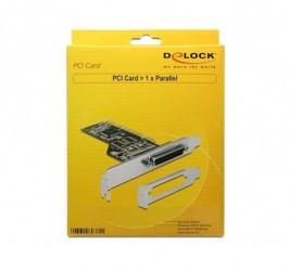 KARTA PCI LPT (DB25) X1+LOW...