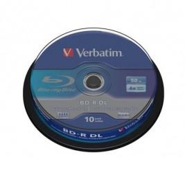 BD-R VERBATIM 50GB X6 (10...