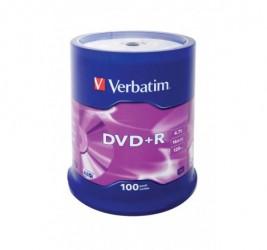 DVD+R VERBATIM 4.7GB X16...