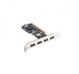 KARTA PCI-USB 2.0 5-PORT...