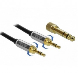 KABEL AUDIO MINIJACK 3.5MM...