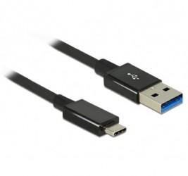 KABEL USB-C(M)-USB-A(M) 3.1...