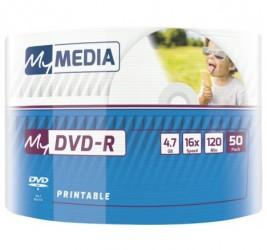 DVD-R MY MEDIA 4.7GB X16...