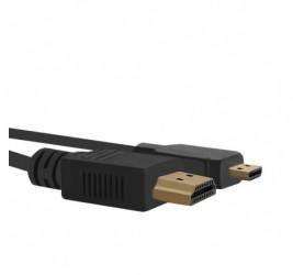 Qoltec Kabel HDMI A męski |...