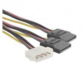 Qoltec Kabel adapter POWER...