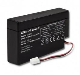 Qoltec Akumulator AGM | 12V...
