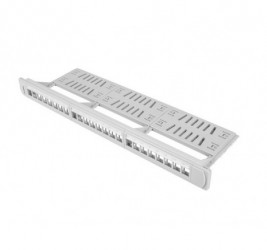 PATCH PANEL PUSTY 24 PORT...