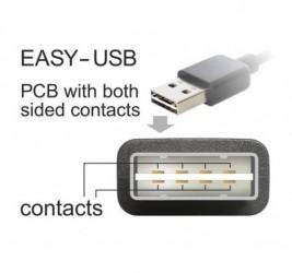 KABEL USB MINI(M)-USB-A(M)...