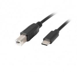 KABEL USB-C(M)-USB-B(M) 2.0...