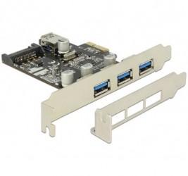 KARTA PCI EXPRESS X1-3X...