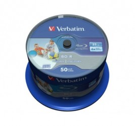 BD-R VERBATIM 25GB X6...