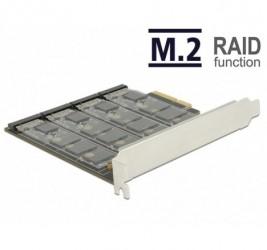 KARTA PCI EXPRESS X4-4X M.2...