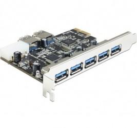 KARTA PCI EXPRESS X1-5X...