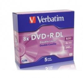 DVD+R VERBATIM 8.5GB X8...