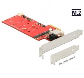 KARTA PCI EXPRESS-2X M.2...
