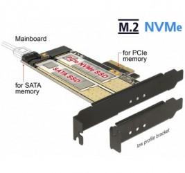 KARTA PCI EXPRESS X4-1X M.2...