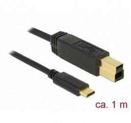 KABEL USB-C(M)-USB-B(M) 3.1...