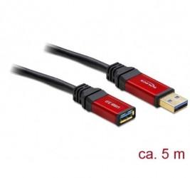 KABEL USB-A M/M 3.0 5M...